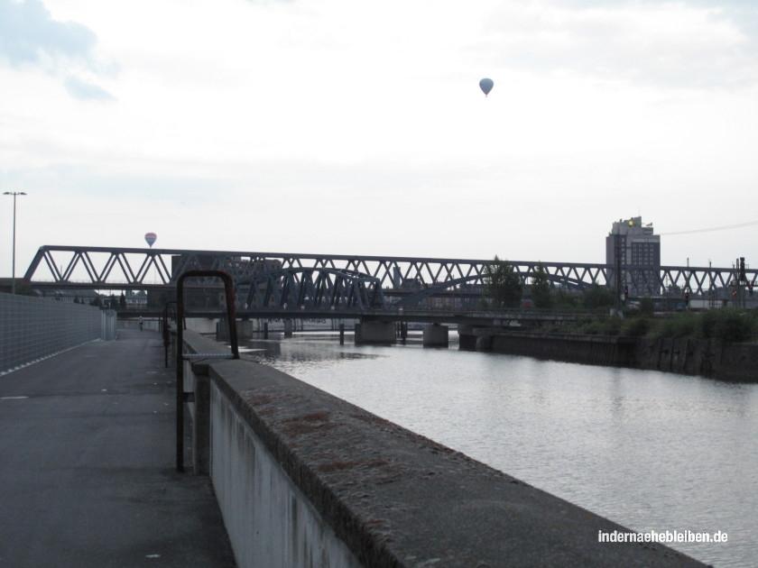 Oberhafenconnection