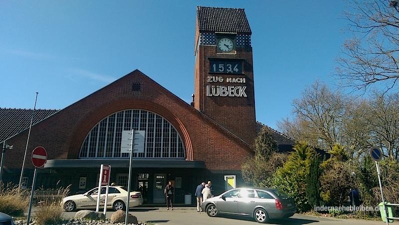 Bahnhof Travemuende