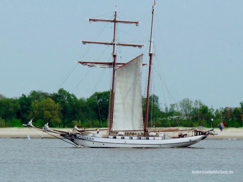 Segelschiff Tolkien