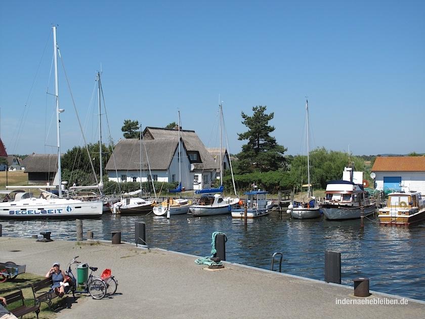 Neuendorf Hafen