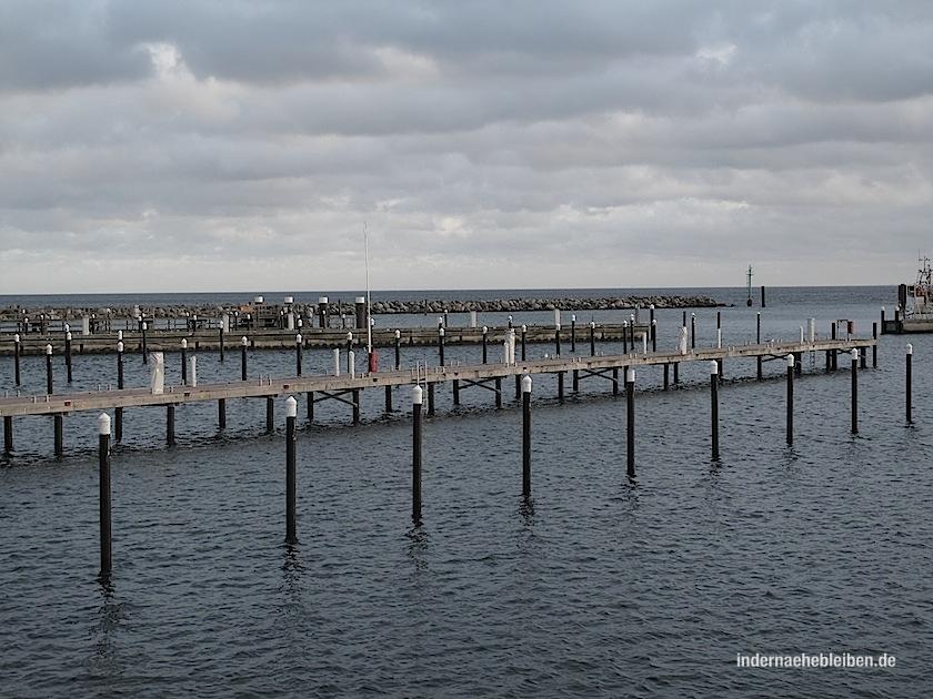 Hafen Damp