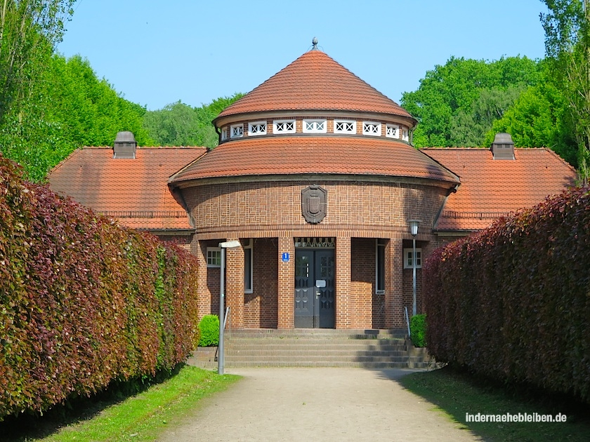 Station 1: Die Trinkhalle am Borgweg