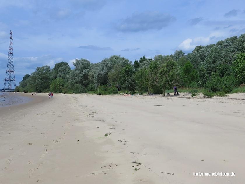 Strand Hetlinger Schanze