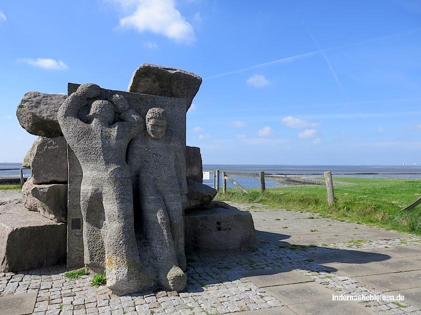 Denkmal Speicherkoog