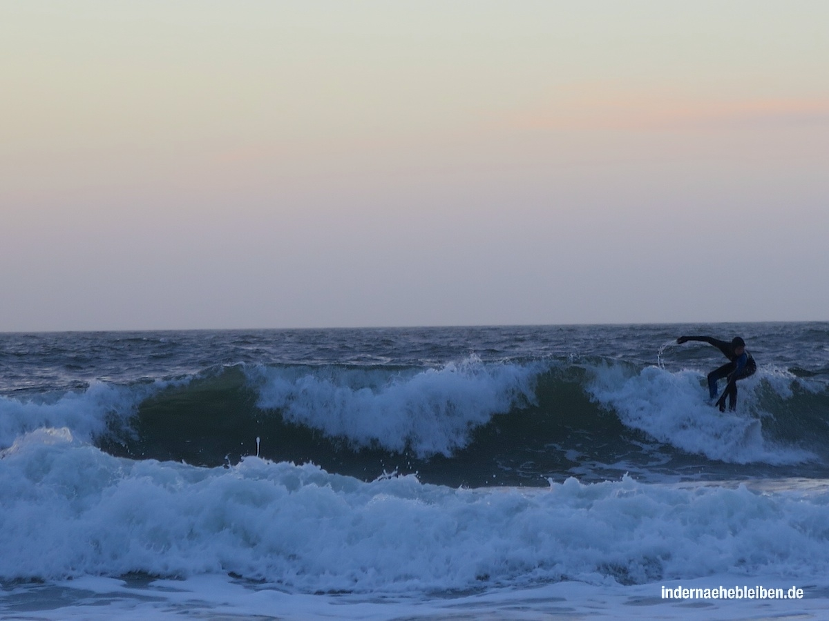Wellenreiter Sylt