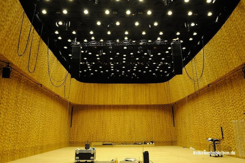 Elbphilharmonie Kleiner Saal