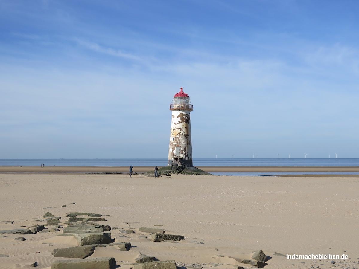 Lighthouse Talacre