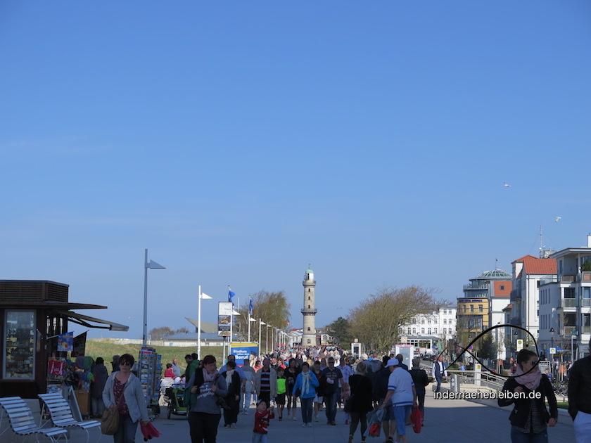Promenade Warnemünde