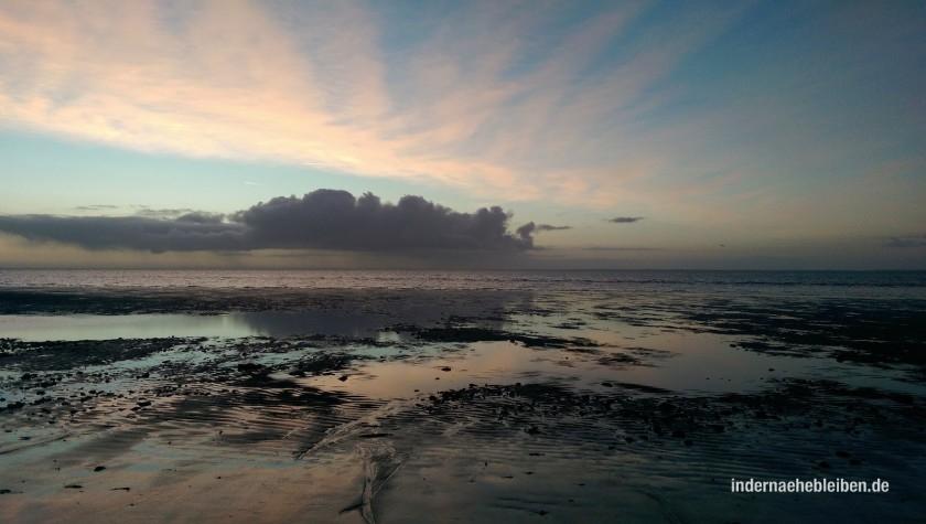 Sonnenaufgang Oststrand Sylt