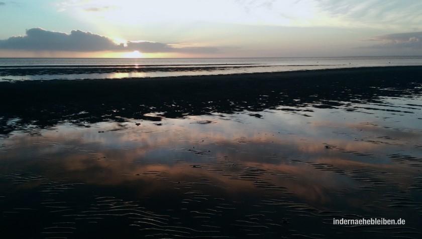 Watt im Morgenrot