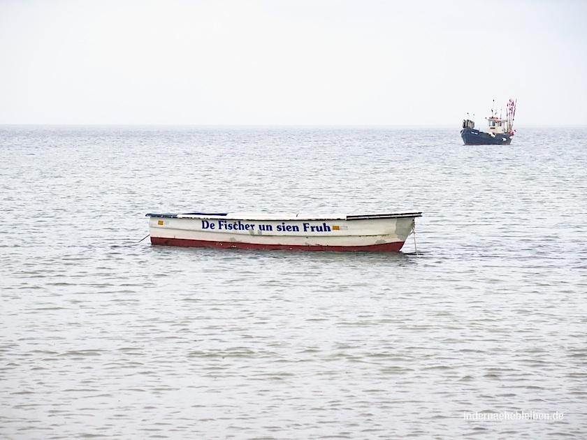 Der Fischer un sin Fruh