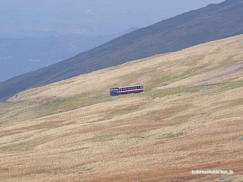Snowdonia Mountain Railway