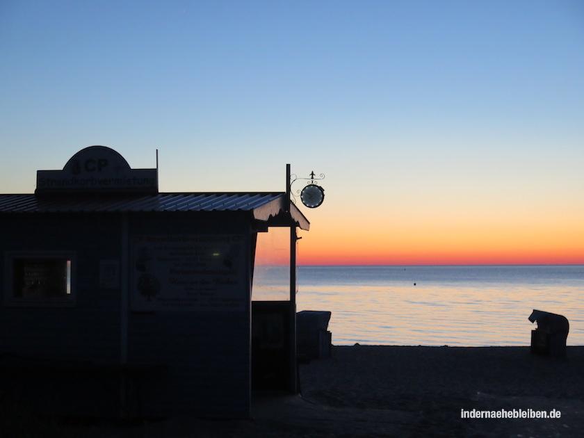 Sonnenaufgang Ostsee