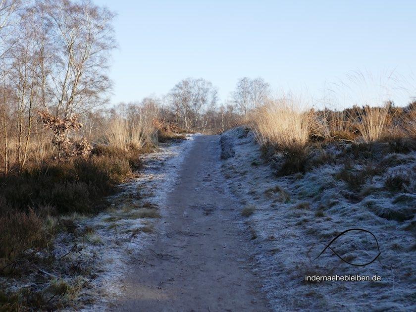 Wittmoor Wanderung
