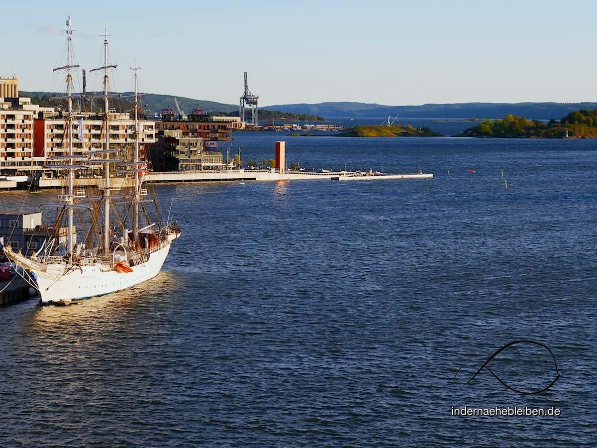 Hafenpromenade Oslo