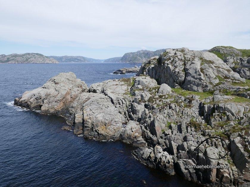 Halbinsel Lista Norwegen