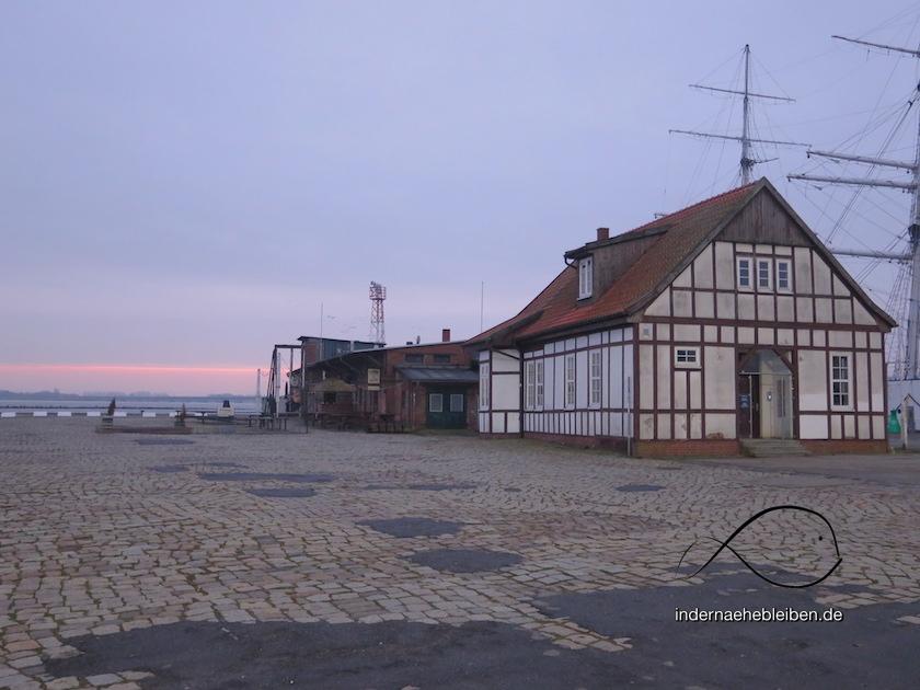 Hafeninsel Stralsund