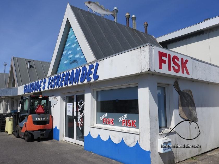 Fischladen Hirtshals