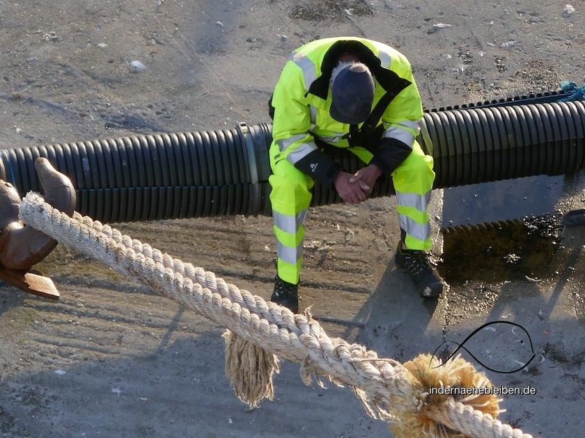 Hafenarbeiter