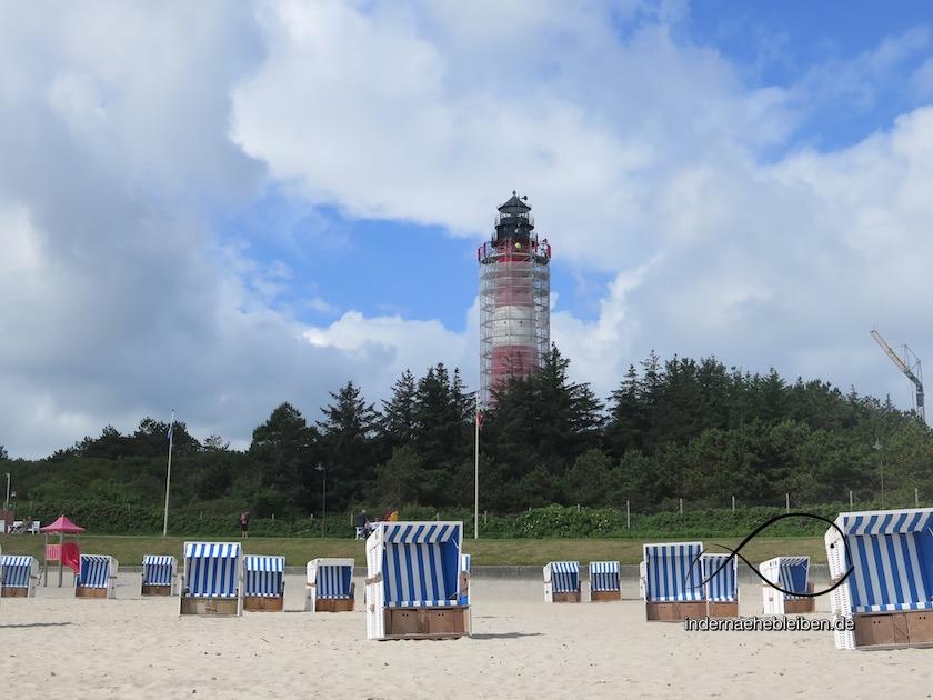 Leuchtturm Hoernum