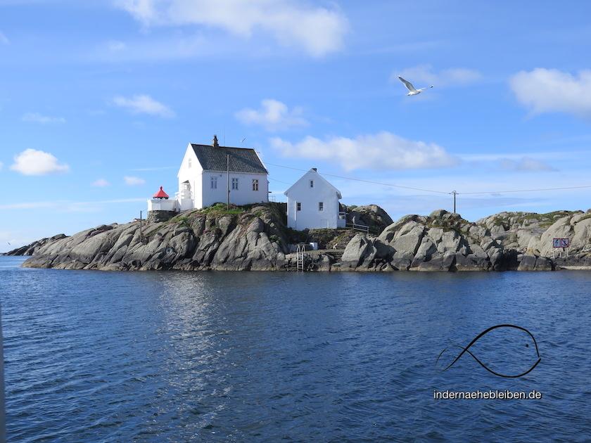 Leuchtturminsel Vikeholmen