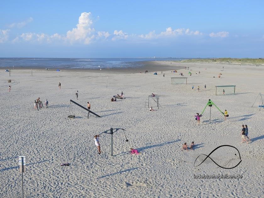 Strandspielplatz